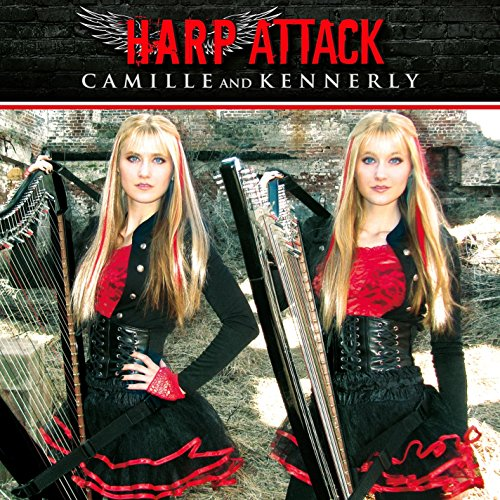 Harp Attack Camille and Kennerly