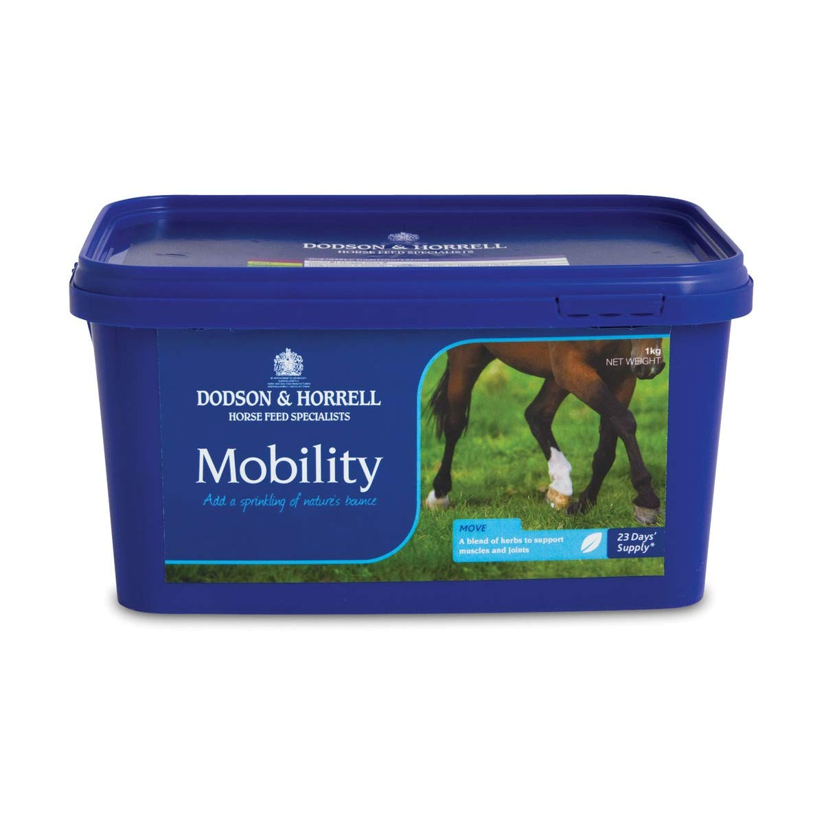 May Vary 5.5lb May Vary 5.5lb Dodson & Horrell Mobility Supplement For Horses (5.5lb) (May Vary)