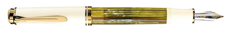 Pelikan 935528 Souverän M 400 - Pluma estilográfica de émbolo https://amzn.to/2PNukAC