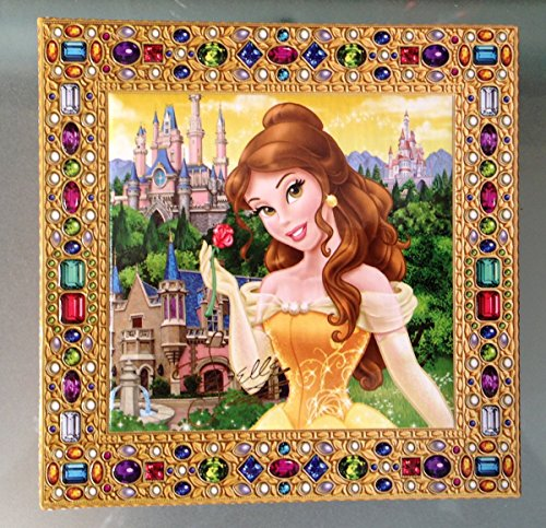 Disney Exclusive Beauty Musical Jewelry