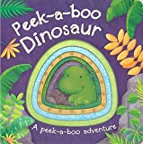 img - for Peek-A-Boo Dinosaur (Die-Cut Animal Board) book / textbook / text book