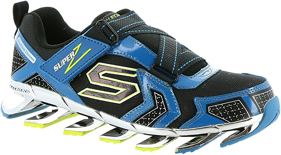 Skechers Kids Mega Blade 2.0 Z-Strap Sneaker Little Kid//Big Kid