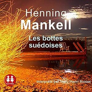 Les bottes suédoises Audiobook