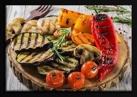 josiedf Bricolaje Pintura al óleo Barbacoa Kebab a la ...