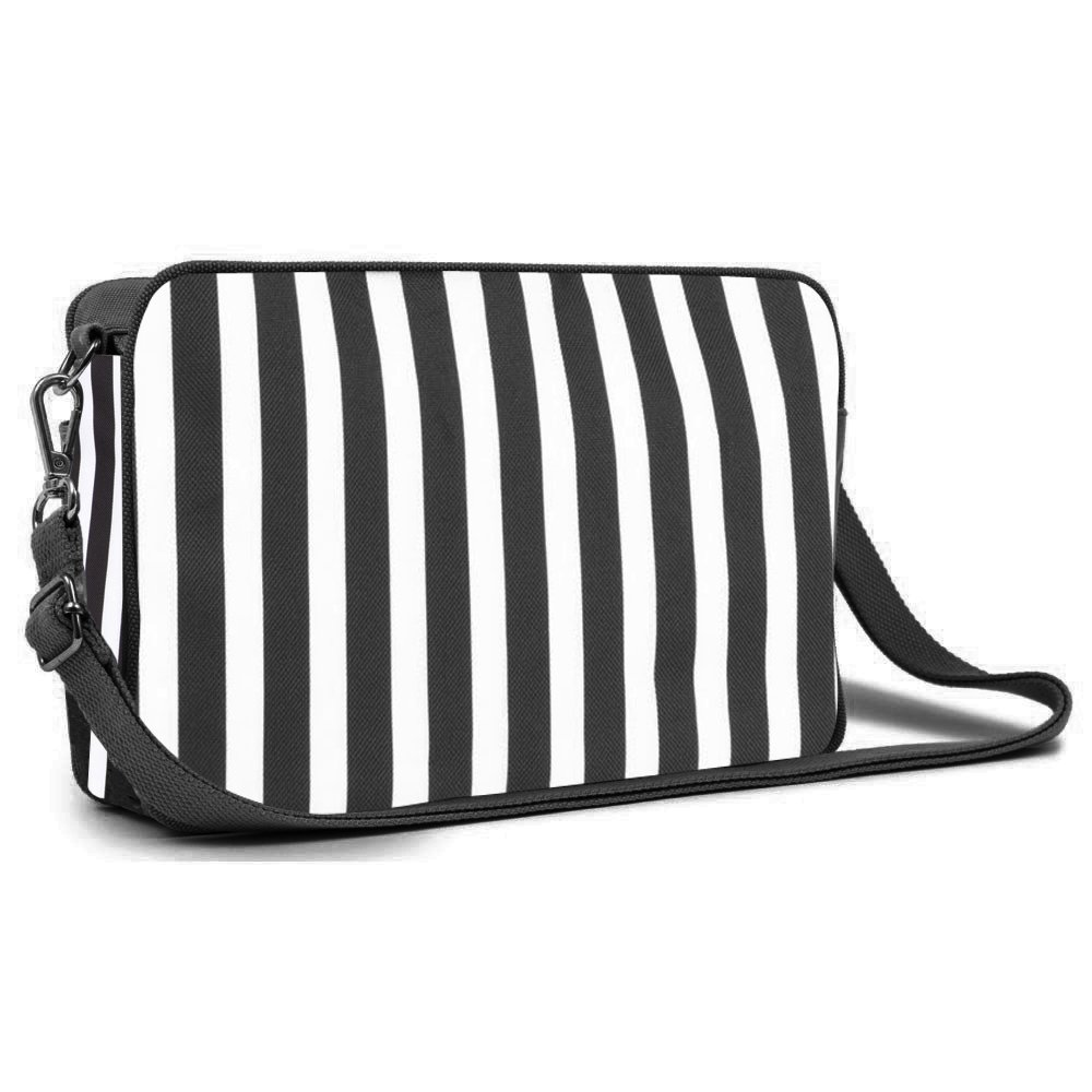 Allis Mini Changing Baby Diaper Nappy Bag (Black Stripe) CB10BW