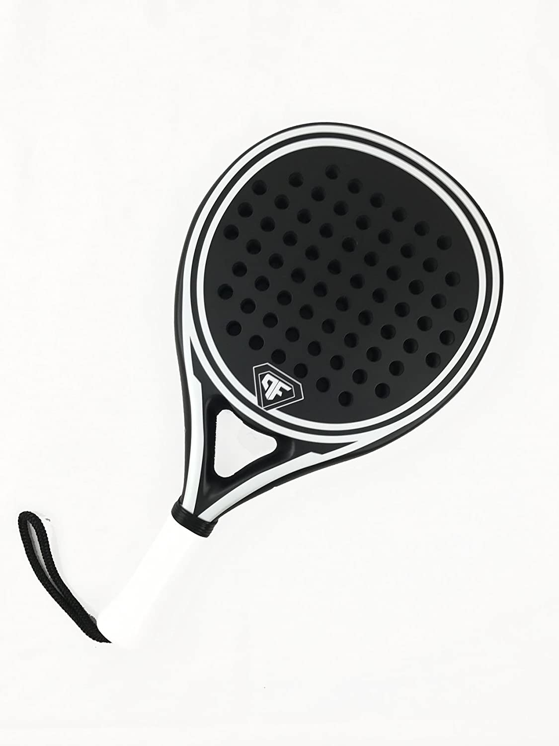 Pala Padel Dark, Color Negro Mate: Amazon.es: Deportes y aire libre