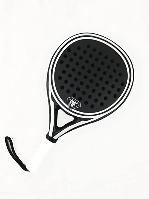 Pala Padel Dark, Color Negro Mate