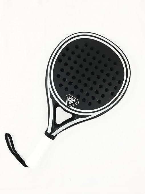 Pala Padel Dark, Color Negro Mate: Amazon.es: Deportes y aire libre