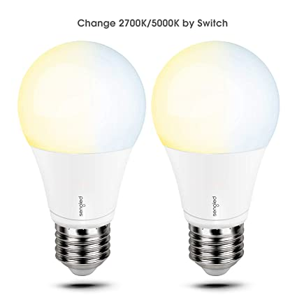 Fine Sengled Mood Daylight Bulb Soft White Ledno App Control Ability2 Modes Changing By Double Click With Switch Color Temperature Adjustable 60W Download Free Architecture Designs Momecebritishbridgeorg