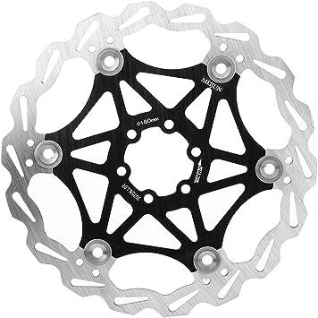 VGEBY Rotor de Freno de Disco de Bicicleta con Pernos, Rotor ...