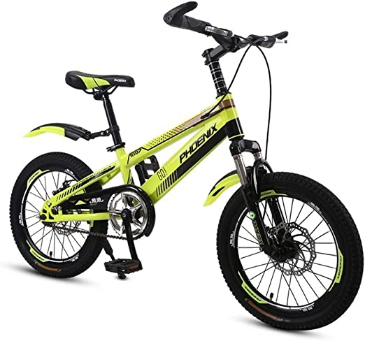 LXF Bicicletas Infantiles Bicicleta for niños Estudiante Bicicleta ...