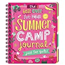 Peaceable Kingdom The Best Ever Fun-Filled Summer Camp Journal Just for Girls