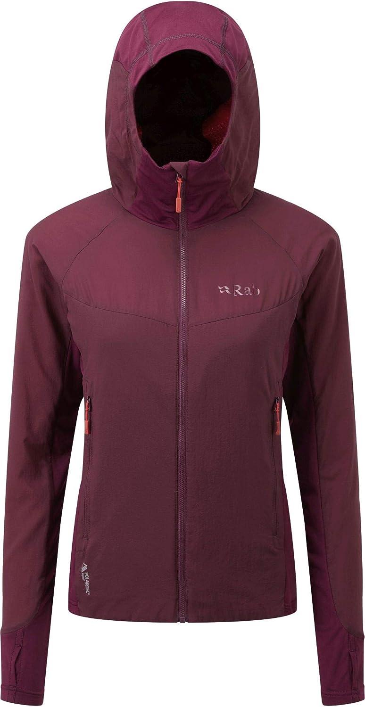 Rab Womens Alpha Flux Jacket