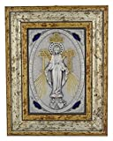Cheap Venerare 5.5″ x 4″ Framed Miraculous Medal Wall Shrine