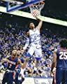 Autographed De'Aaron Fox Kentucky Wildcats 8x10 Photo