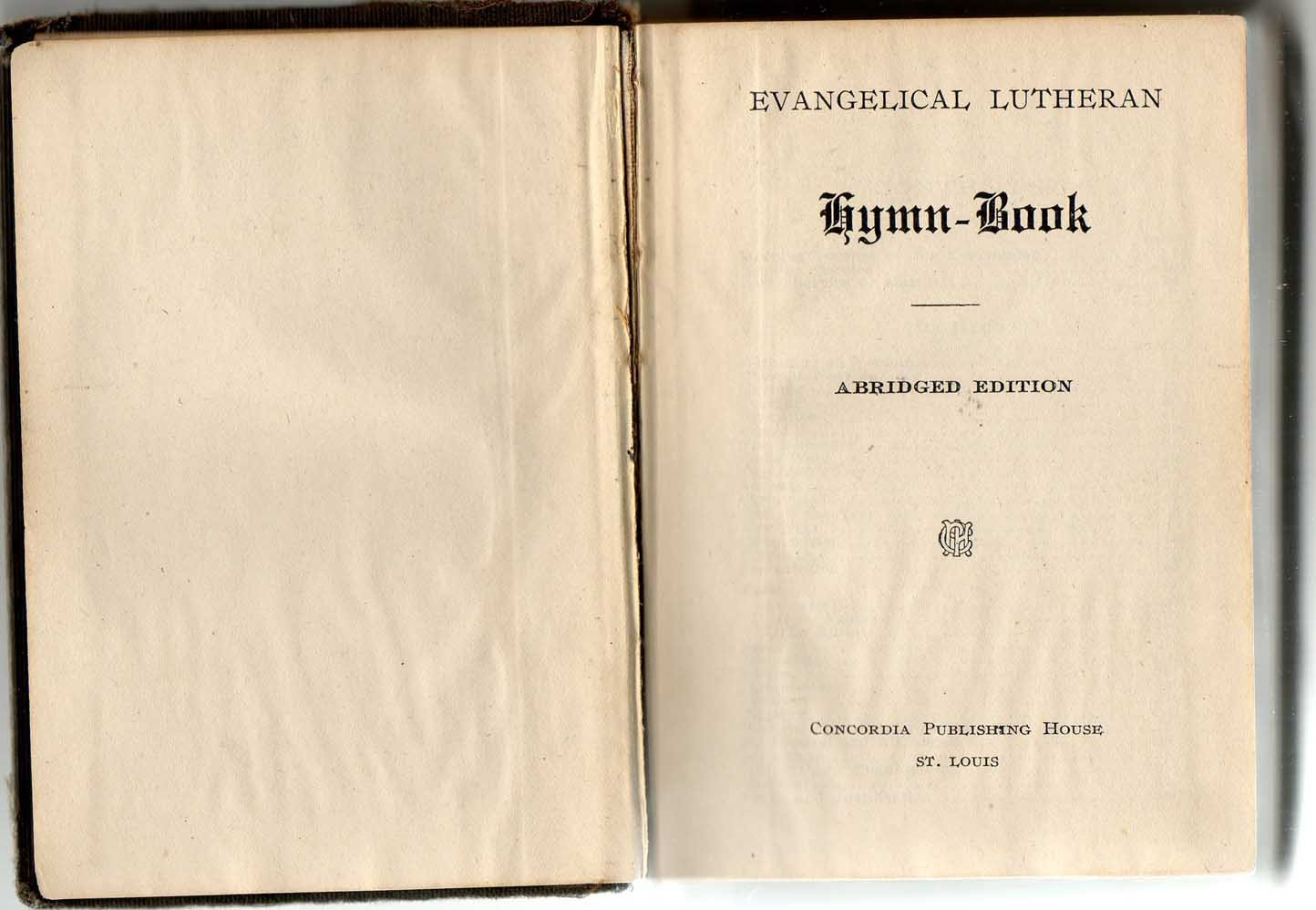 Sotho Hymn Book