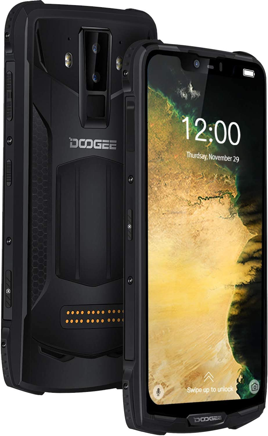 DOOGEE S90 Pro Android 9.0 Movil Resistente 4G, Dual SIM 6,18 Inch ...