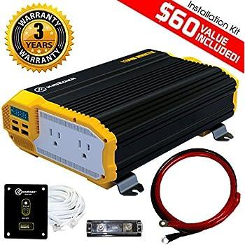 Amazon Com Cobra Cpi 1575 1500 Watt 12 Volt Dc To 120