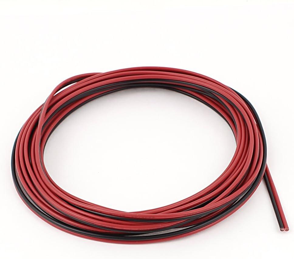 5m 0.75mm2 Car Speaker cable red//black