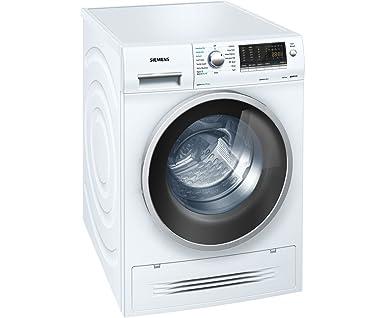 Siemens Iq 500 Washer Dryer Freestanding Wd14h421gb White
