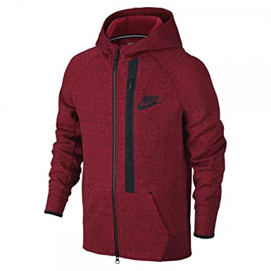 nike nsw tech fleece kapuzenjacke herren