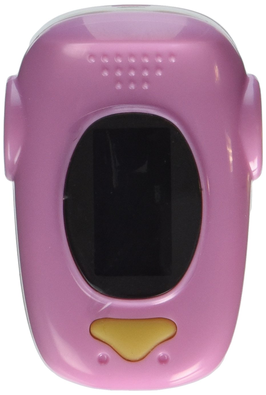EMS70A Finger Pulse Oximeter with Carry Case and Neck/wrist Cord (PINK)