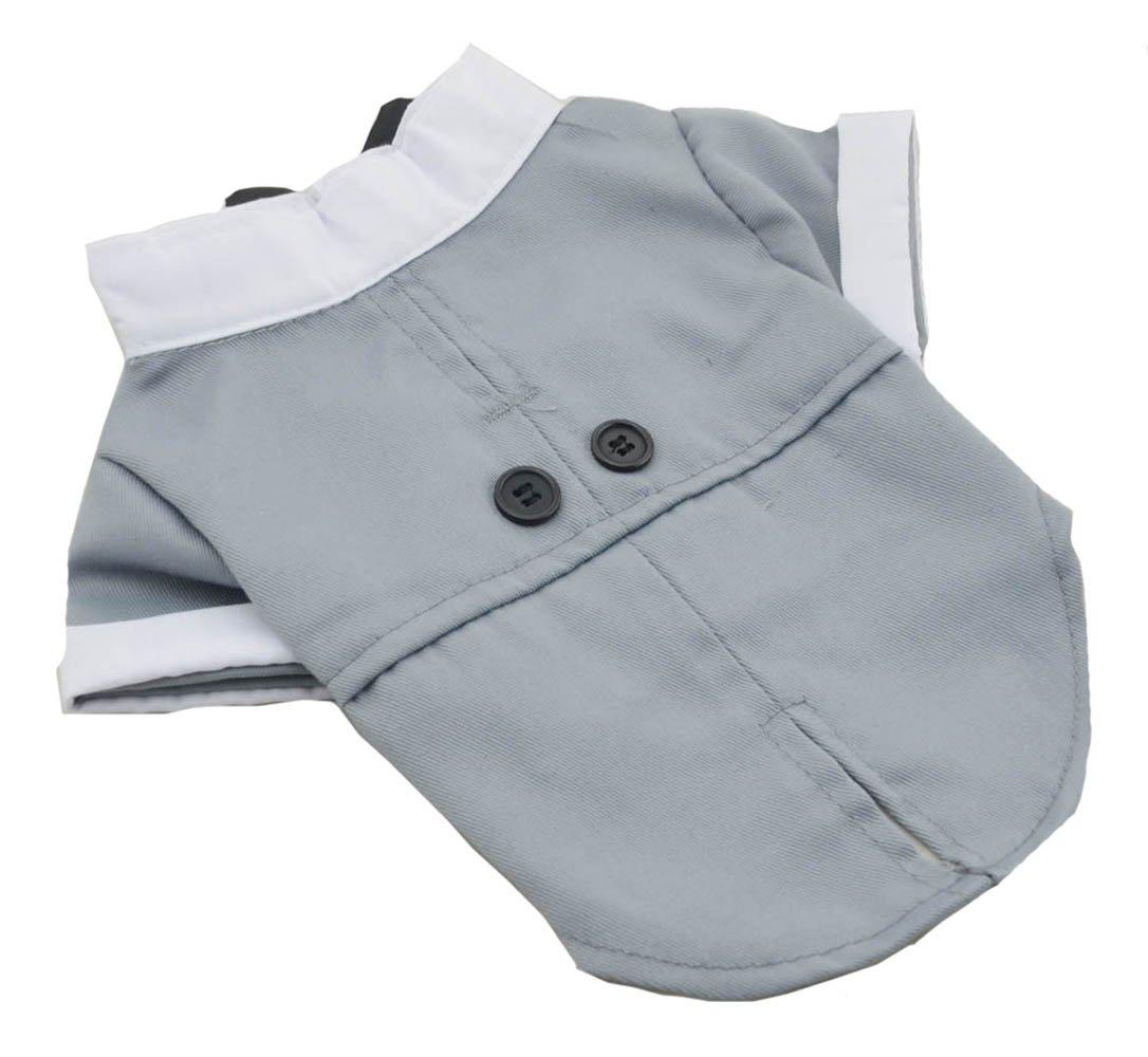 Amazon.com : Pet Clothing Dog Clothes Apparel Costumes Suit Tuxedo ...