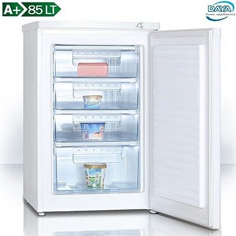 Wonderful Congelatore Verticale 4 Cassetti Daya Home Appliances