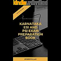 Karnataka ESI & PSI Exam: From StudyVillae