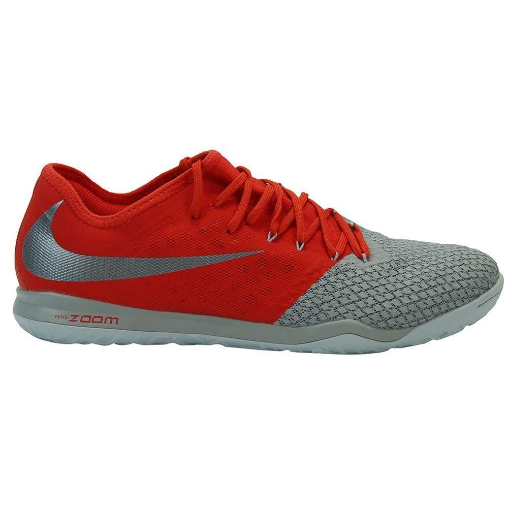 MultiCouleure (Wolf gris Mtlc Dark gris Lt Crimson 060) 42 EU Nike Zoom Hypervenom 3 Pro IC, Chaussures de Fitness Mixte Adulte