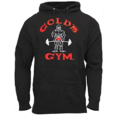 2016 Gold's Gym Classic Joe Mens Longsleeve Top Training Hoodie