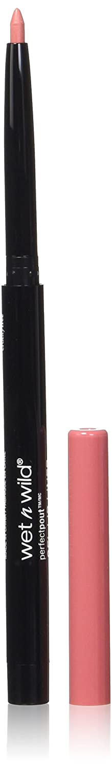 Wet n Wild 655A Perfect pout gel lip liners, 0.01 Ounce, Think Flamingos Markwins Beauty Products