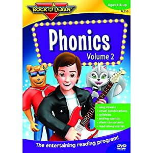 Rock learn phonics cd amazon