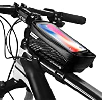 Innoo Tech Bicycle Frame Bag, Bike Frame Bag Waterproof Bike Pouch Bag Bike Handlebar Bag Cycling Front Top Tube…