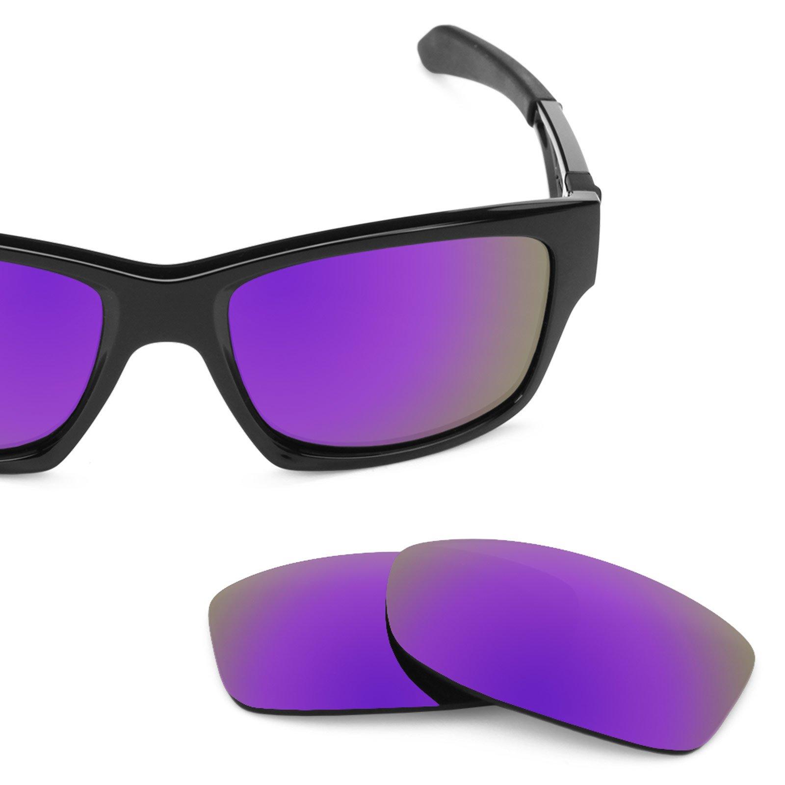 Revant Polarized Replacement Lenses for Oakley Jupiter Squared Plasma Purple MirrorShield by Revant