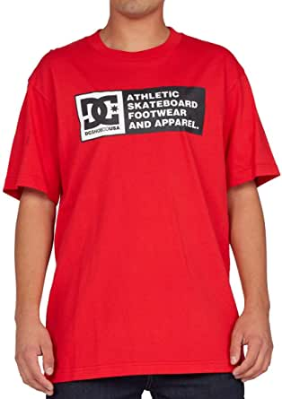 DC Shoes Square Star tee For Men Camiseta Hombre