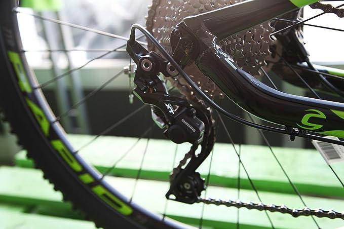 Bicicleta MTB de 27.5 Cannondale Habit Carbon 3: Amazon.es ...