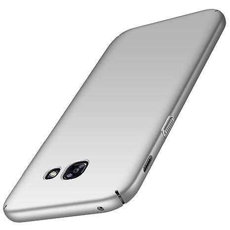 anccer Coque Samsung Galaxy A3 2017  Serie Mat  Resilient Conception Ultra  Mince et Absorption ca356b4d25a7