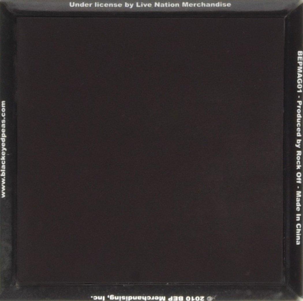 The End Album Cover Black Eye Peas Magnet Import