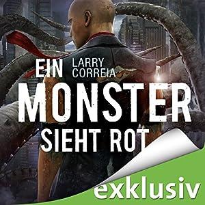 Ein Monster sieht rot (Monster Hunter 5) Hörbuch