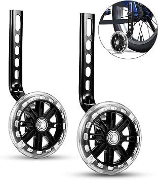 Ruedines Bicicleta, JUSTDOLIFE - 1 par de ruedas de entrenamiento ...