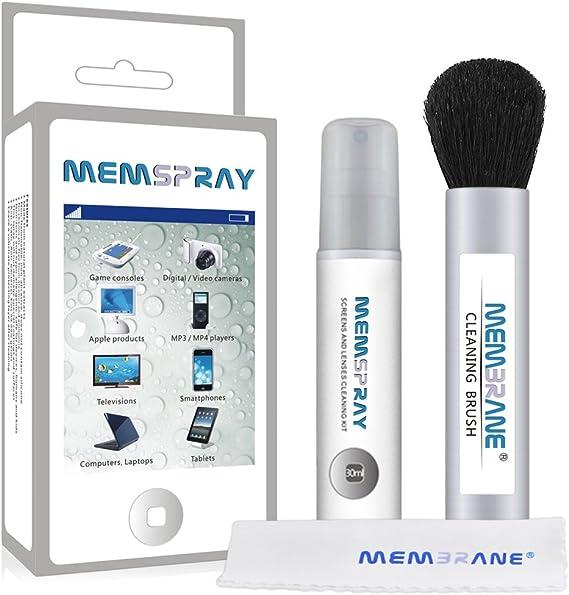 Memspray - Kit de Limpieza Natural para Pantallas, Sensor Camaras ...