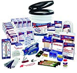 ER Emergency Ready SKH4DR 4 Person Deluxe Survival Kit