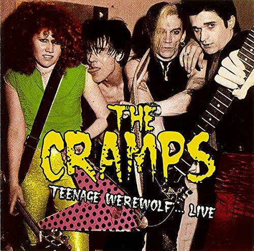(The CRAMPS - Teenage Werewolf... Live)