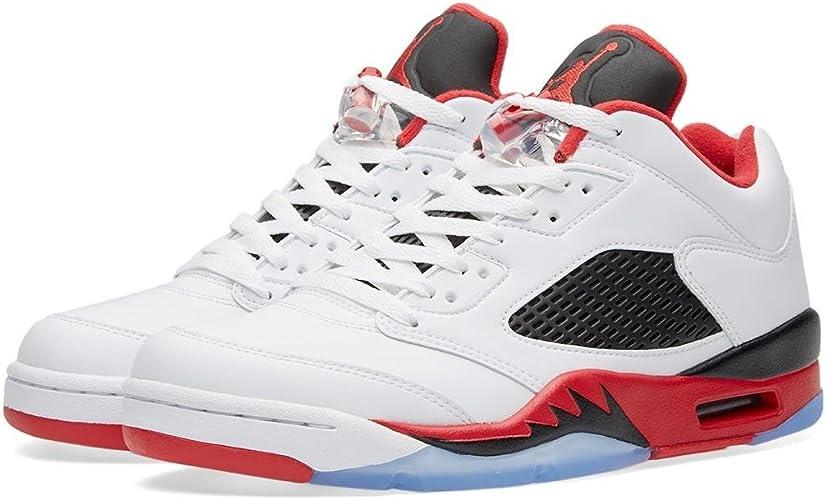 Nike Mens Air Jordan 5 Retro Low