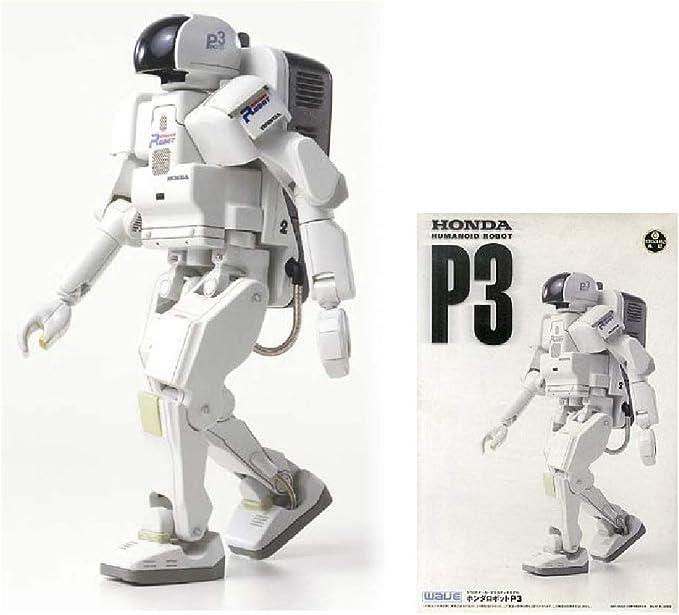 Scale robot 1/12 Honda humanoid robot P3 SR03 (japan import): Amazon.es: Juguetes y juegos