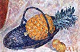 Art Oyster Christian Rohlfs Still Life with Pineapple - 18.1'' x 27.1'' 100% Hand Painted Oil Painting Reproduction
