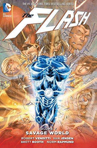 The Flash Vol. 7: Savage World by DC Comics