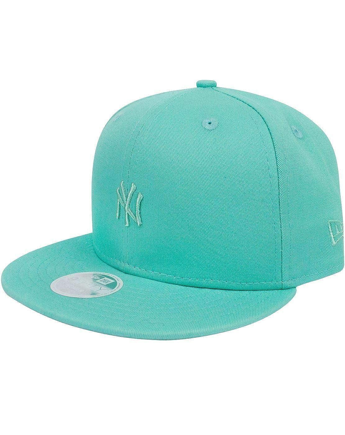 New Era 9Fifty MLB York Yankees Pastel Teal Womens Snapback Cap ...