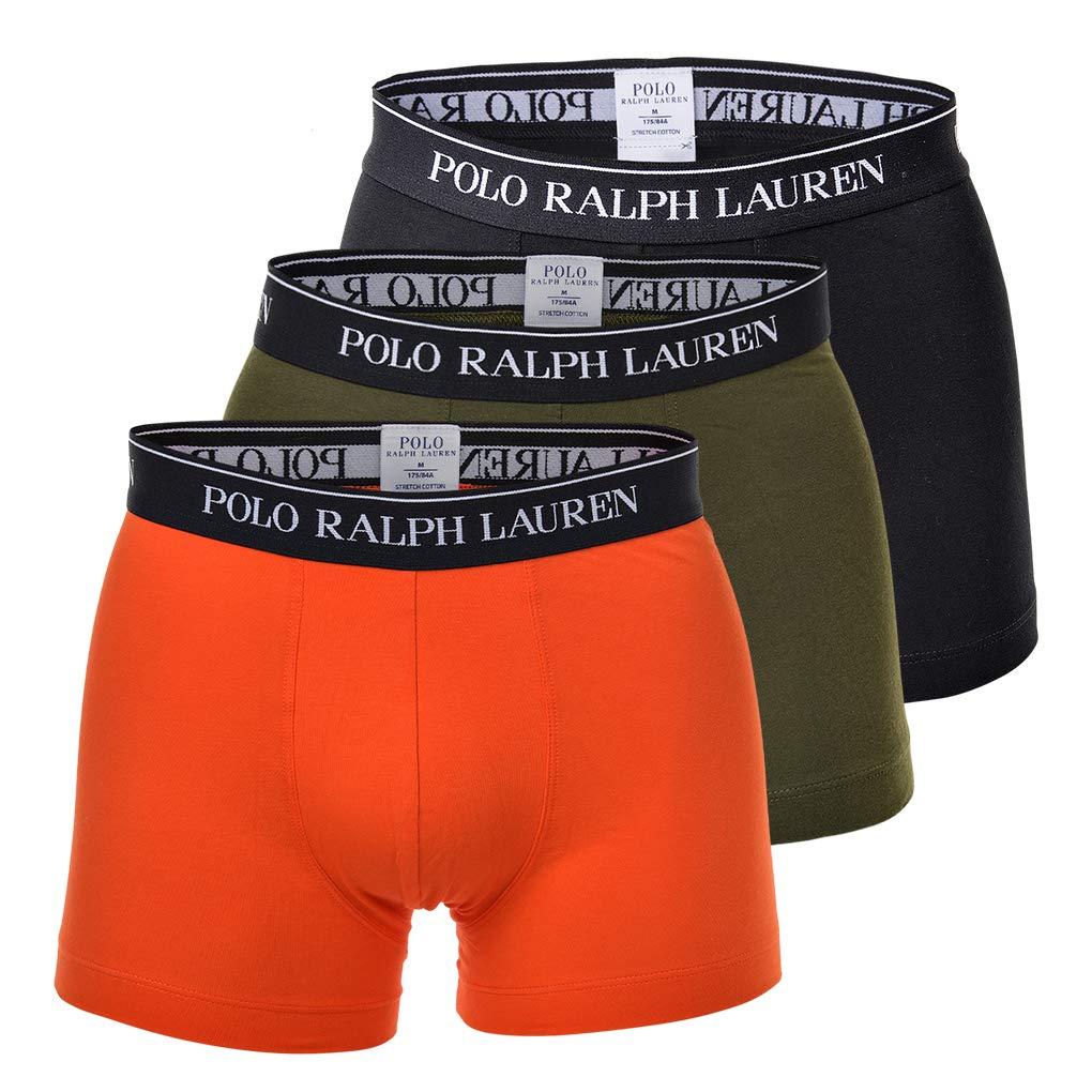 Polo Ralph Lauren Hombre Calzoncillos Paquete de 3 - Algodón
